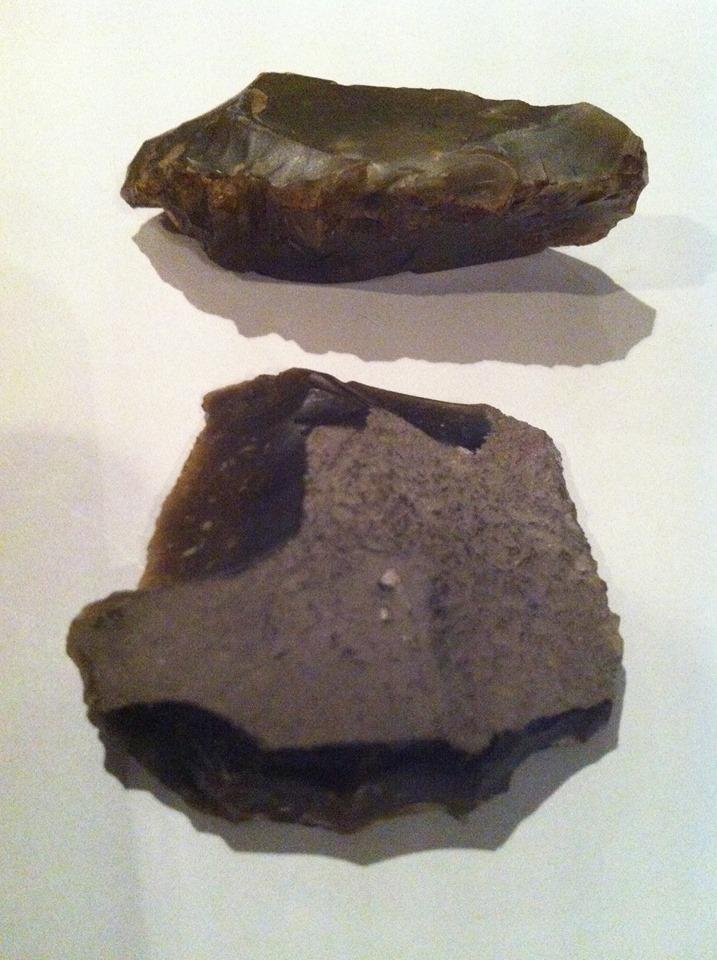 Wiebe van der Vliet, vondsten Lochtenrek.